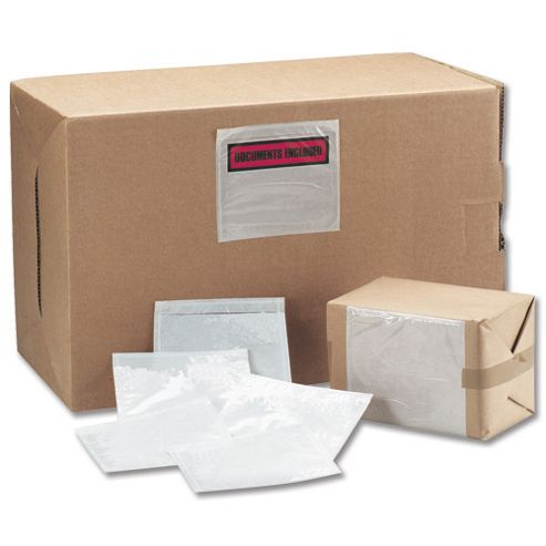 Tenzalope Packing-list Envelopes Polythene A5 Plain 225x168mm Ref A51 [Pack 1000]