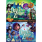 Daddy I'm A Zombie/ Daddy I'm A Zombie 2 (Double Pack) DVD