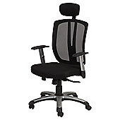 Draco Office Chair, Black