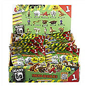 Deadly 60 Bundle Micro Figures Mini Bag X 5