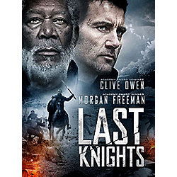 The Last Knights DVD