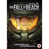 Halo: The Fall of Reach DVD