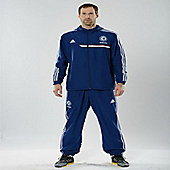 2013-14 Chelsea Adidas Presentation Pants (Blue) - Blue