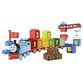 Mega Bloks Junior Builders Thomas & Friends 123 Learning Train Playset