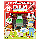 Old MacDonald's Farm - Includes a Fun Activity Book and 25 Animal Pieces for You to Create!