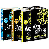 Maze Runner 3 Book Shrink Set
