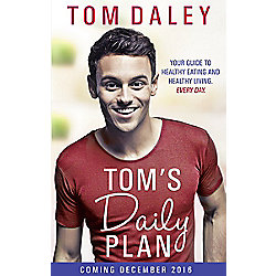 Tom's Daily Plan  (Signed Copy) - Tom Daley