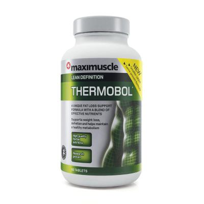 Maximuscle Thermobol 90 Capsules.