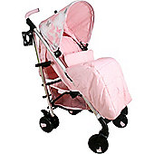 My Babiie Katie Piper MB51 Believe Stroller (Pink Butterflies)