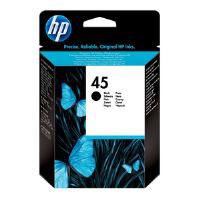 HP 45 Inkjet Print Cartridge - Black