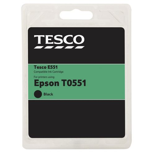 Tesco E262 Printer Ink Cartridge - Black