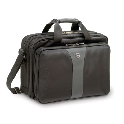 Wenger 600648 Legacy 16 inch Double Compartment Laptop Case