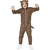 Tiger Children's Costume - Multi