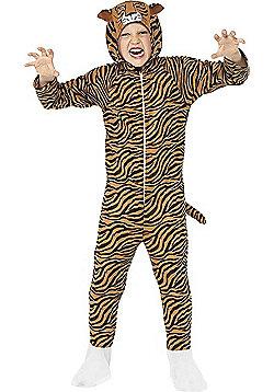 Tiger Children's Costume - Multi