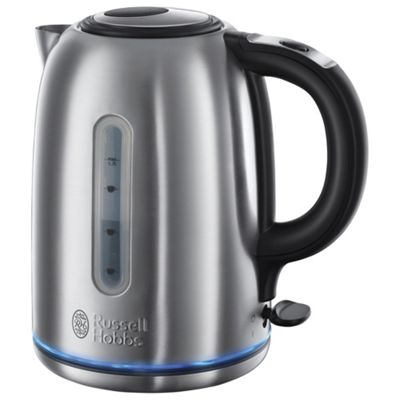 Russell Hobbs Buckingham 20460 Kettle, 1.7L - Brushed Stainless Steel