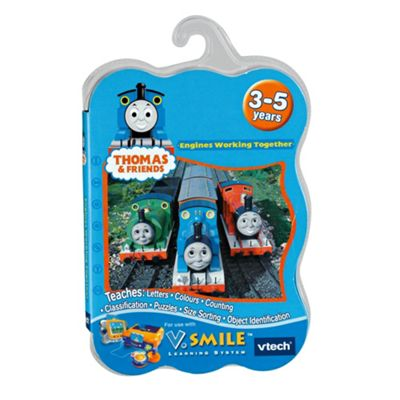 VTech V.Smile Thomas & Friends Learning Game