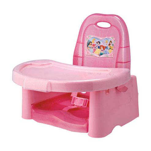 The First Years Disney Princess Swing Tray Booster Seat