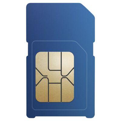 O2 Pay as you go SIM Pack