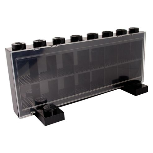 LEGO Mini Fig Case Lge Black