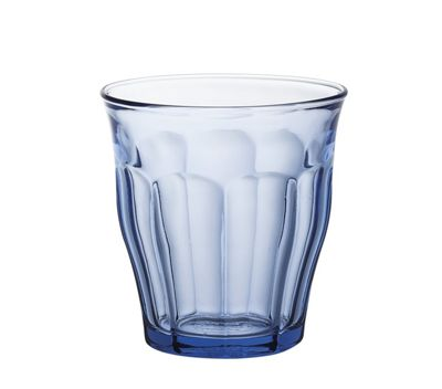 Duralex Picardie Water / Juice Traditional Tumblers - 310ml - Blue - x6