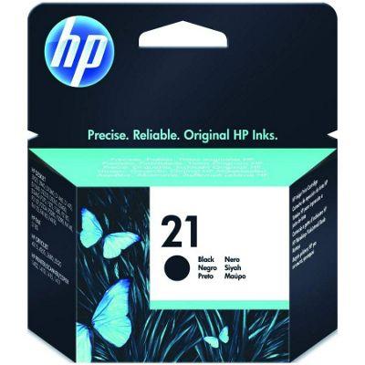 HP 21 Black Original Printer Ink Cartridge