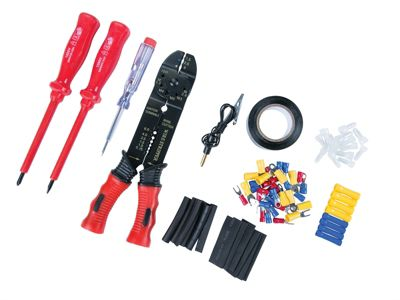 Blue Spot Tools 82 Piece Electrical Tool Set