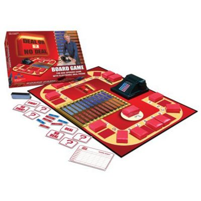 Drumond Park Deal Or No Deal Electronic Board Game