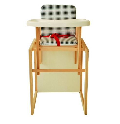 East Coast 3 In 1 Wooden Highchair
