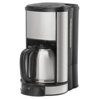 Tesco Cm16 1.8l Water Tank Coffee Maker