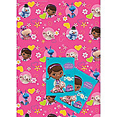 Doc McStuffins 2 Sheet 2 Tag Pack
