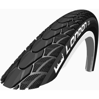 Schwalbe Marathon Plus Tyre: 26 x 1.5 London Wired. HS 348, 40-559, Performance Line, SmartGuard