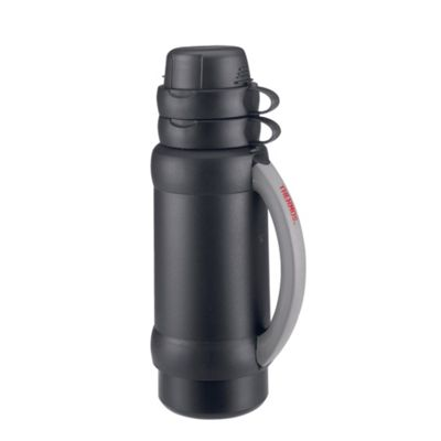 Thermos Premier 34 Black 1L Flask