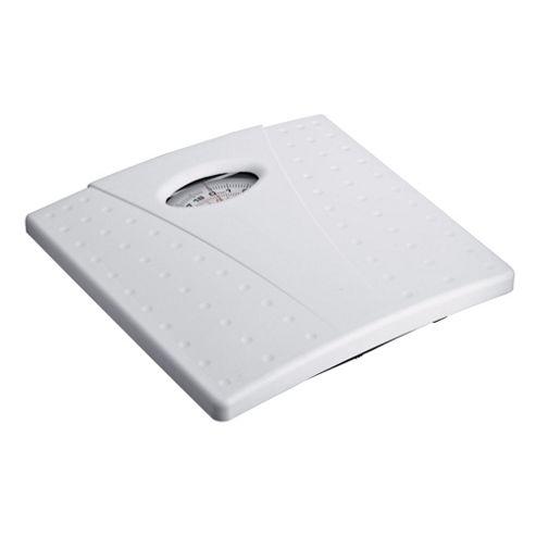 Tesco White Mechanical Scale