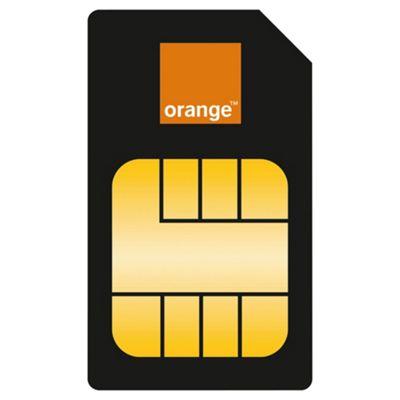 Orange Pay as you go SIM Pack