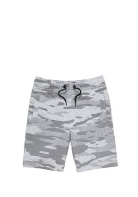 F&F Camo Jersey Shorts Multi 5-6 years
