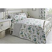 Dreams n Drapes Lorena Bedspread - 230x195cm - Green