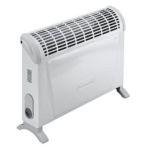 De'Longhi HS20/2 Convector Heater White