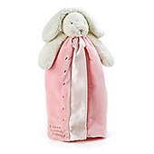 Baby Comforter- Pink Blossom Bunny, Baby Comforters, Baby Gifts, Baby Comforter Blankets, Baby Soother