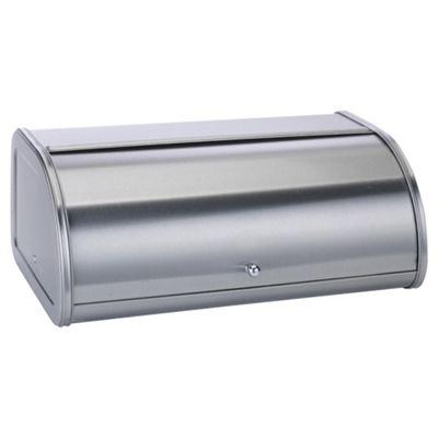 Stainless Steel Roll Top Bread Bin
