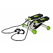 Confidence Twist Mini Stepper With Bungee Cords Stair Climber