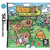 Ecolis Save The Forest - NintendoDS