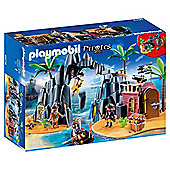 Playmobil 6679 Pirate Treasure Island Playset
