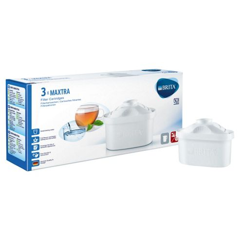 BRITA Maxtra 3 Pack Water Filter Cartridges