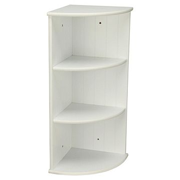 Magnificent Southwold Bathroom Corner Shelf Storage Unit White Home Interior And Landscaping Ferensignezvosmurscom