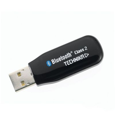 Technika Bluetooth Usb Adaptor Bluetooth enabled Mice/Headsets/Printers/Phones