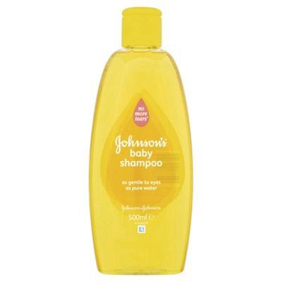Johnsons Baby Gold Shampoo 500ML