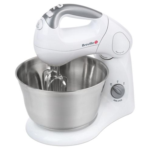 Breville SHM2 380W Food Mixer, Stainless Steel
