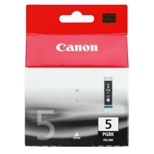 Canon PGI-5 Printer Ink Cartridge - Black