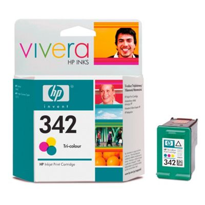 HP 342 Printer Ink Cartridge (C9361EE) - Tri-Colour- Duplicate