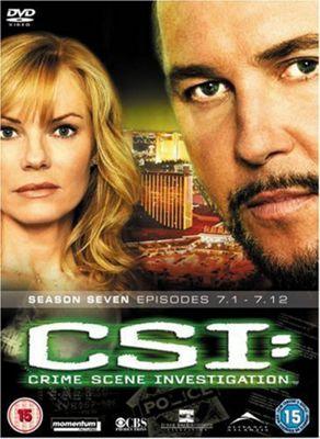 Csi: Crime Scene Investigation - Season 7 Eps 7-1 - 7-12 (DVD Boxset)